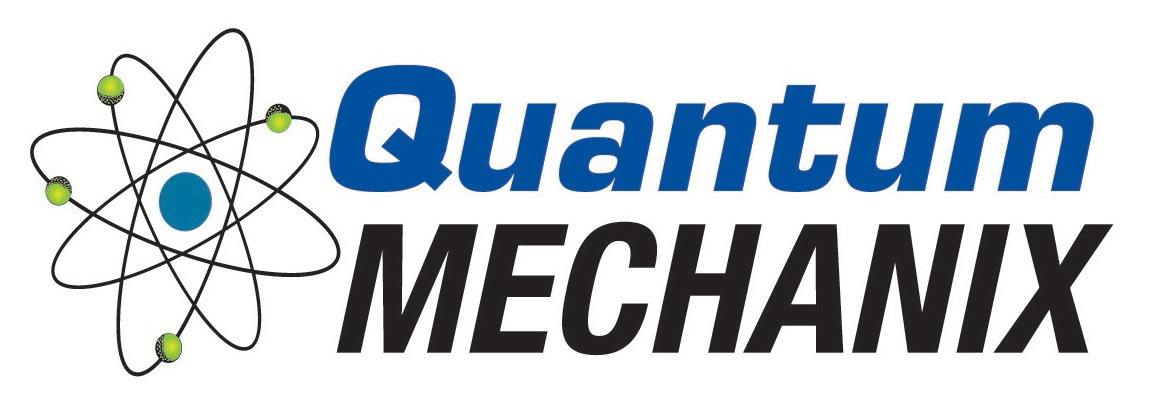 Logo design for Quantum Mechanix