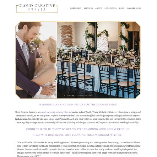 Client Spotlight: Cloud Creative Events — Green Apple Lane