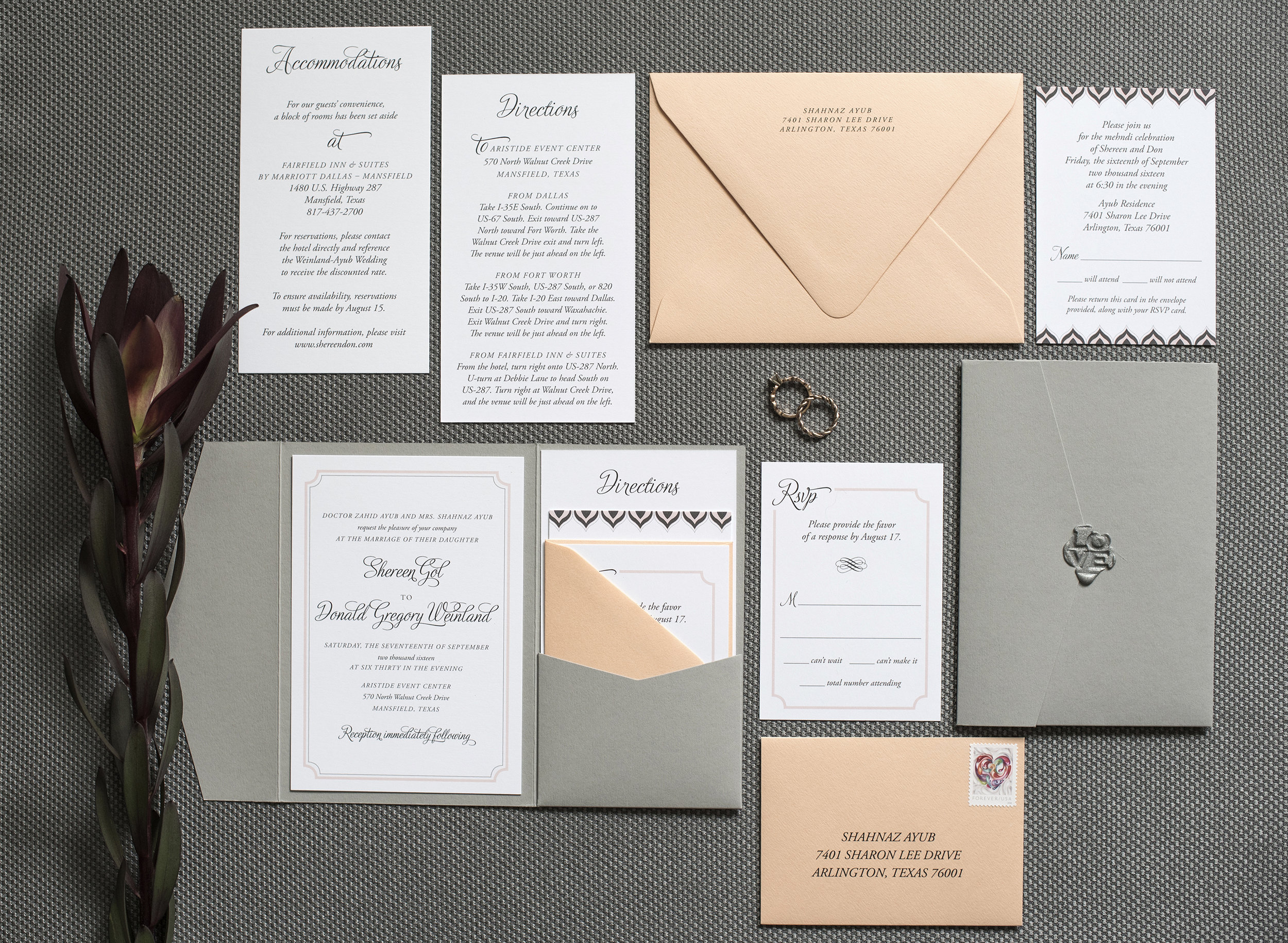 custom-wedding-invitation-suite-artbyellie-peach-grey-pocketfolder-waxseal.jpg