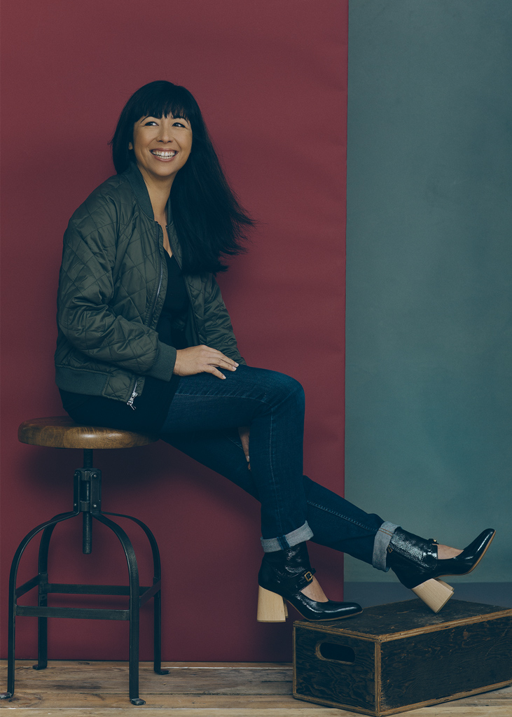 The gorgeous, powerful, and uber-talented Naomi Morrison, Design Director at Nike by Gia Goodrich for VEV Studios