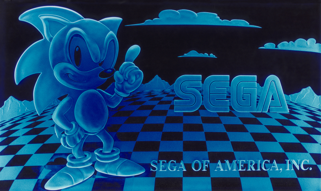 Sega US Headquarters — Irvine, CA