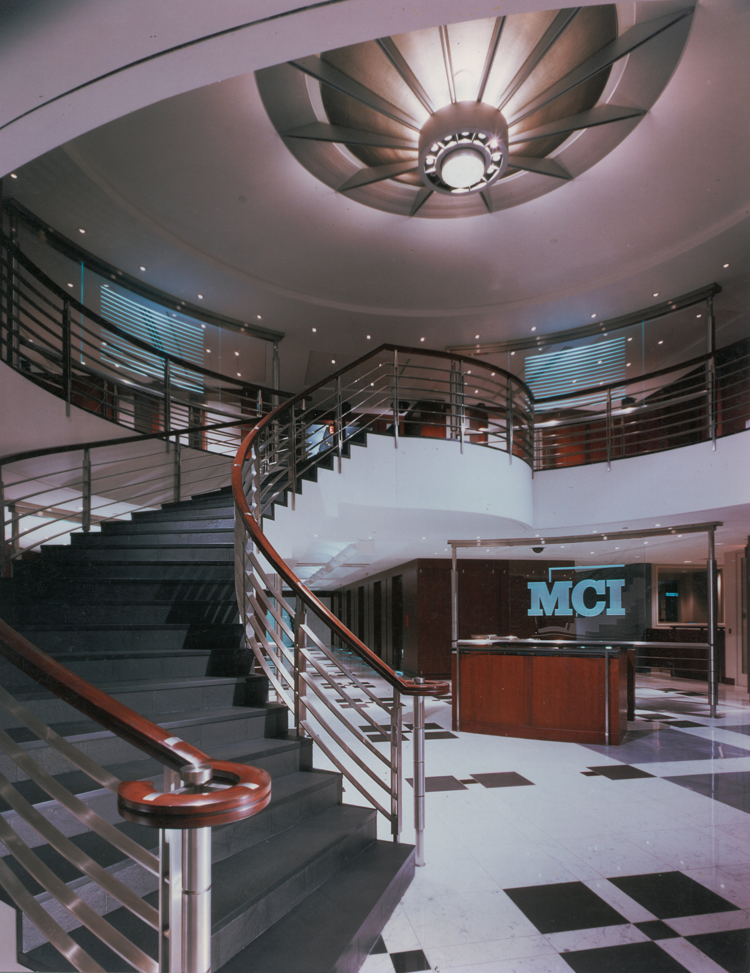 MCI Communications — Ashburn, VA