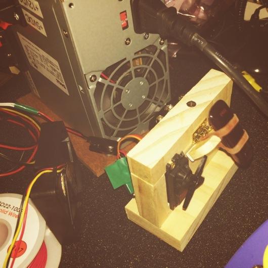 Original FitBit Cheat-O-Matic machine