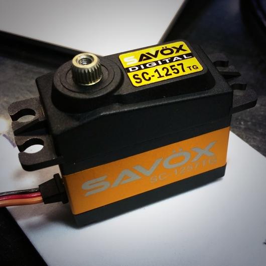 Savox SC-1257TG Digital Servo