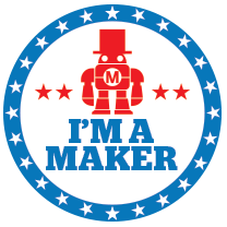 2014 National Day of Making Badge