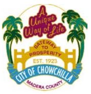 City of Chowchilla, California