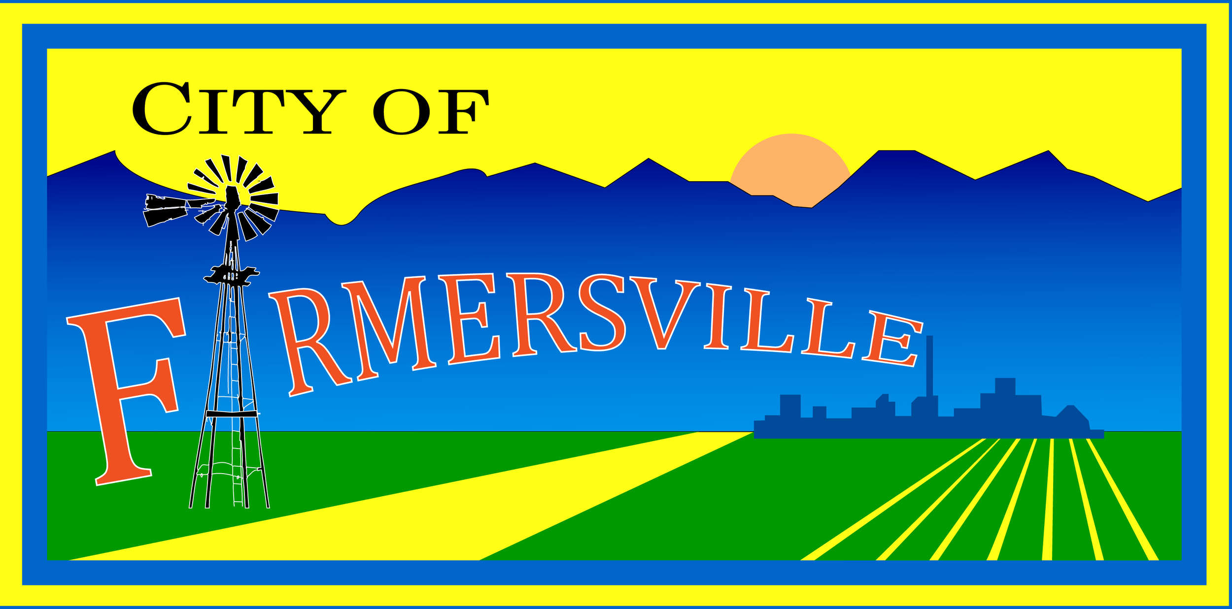 City of Farmersville, California