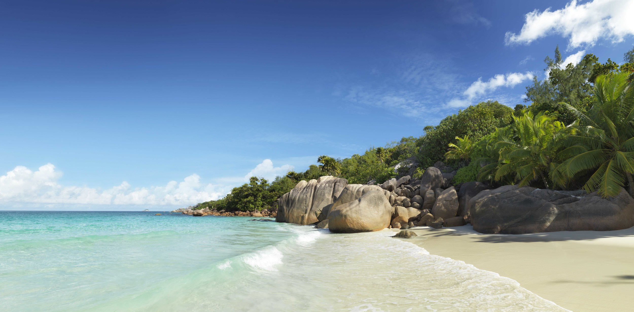 Anse Lazio Beach (Voted Top Ten Beaches in the World)
