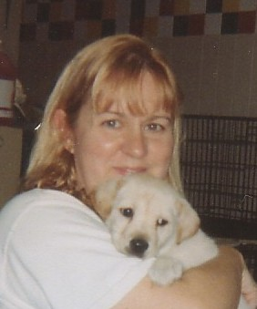 Sue with Butterbean - how it all started!