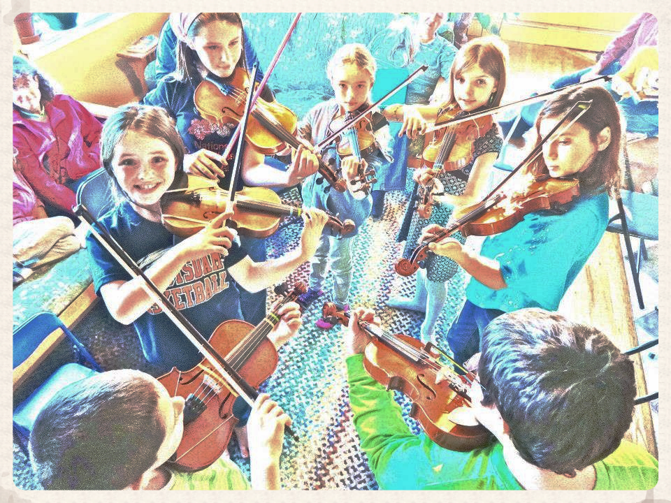 The Madstop Fiddlers of Potsdam, NY