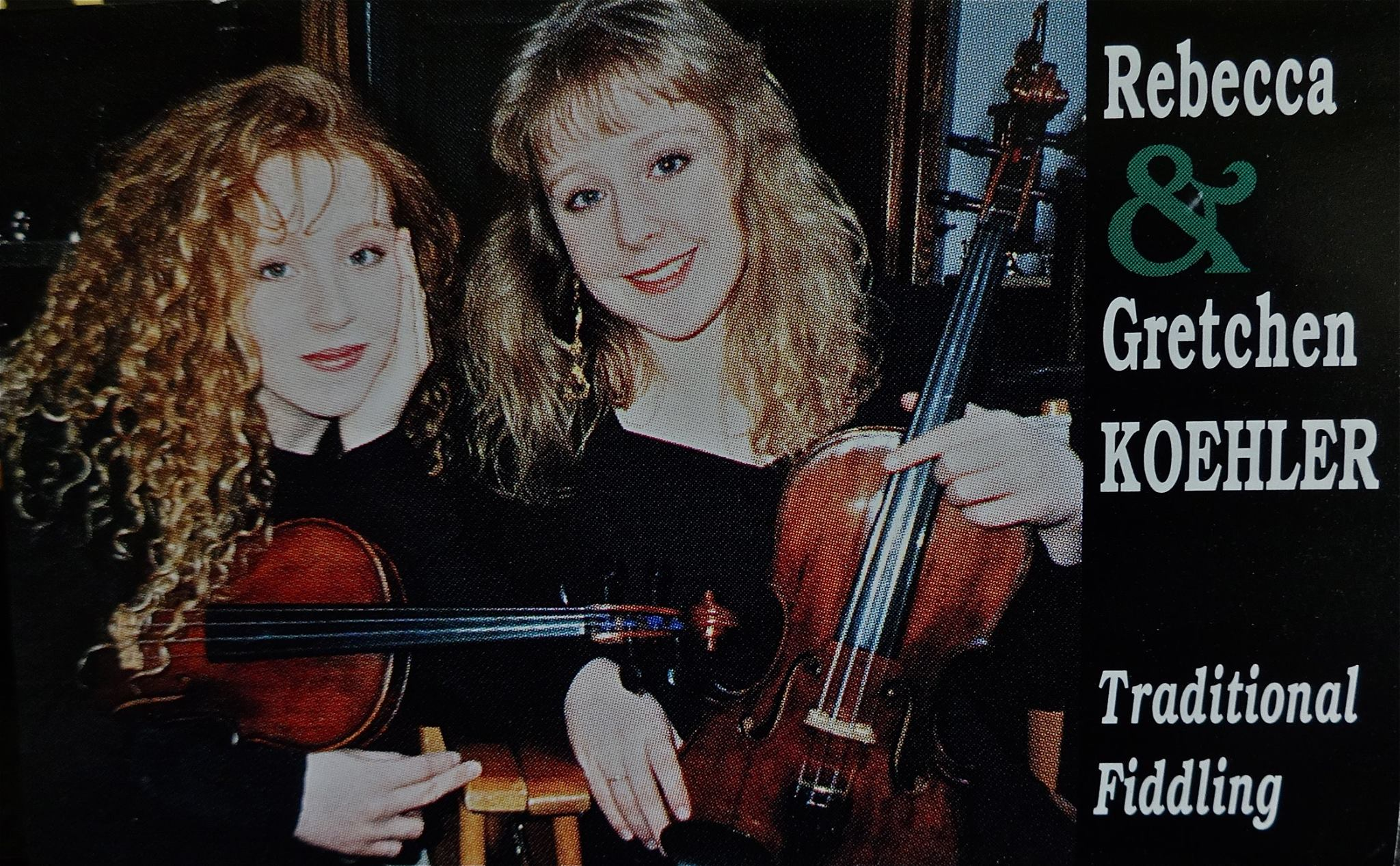TRADITIONAL FIDDLING - The Koehler Sisters have a