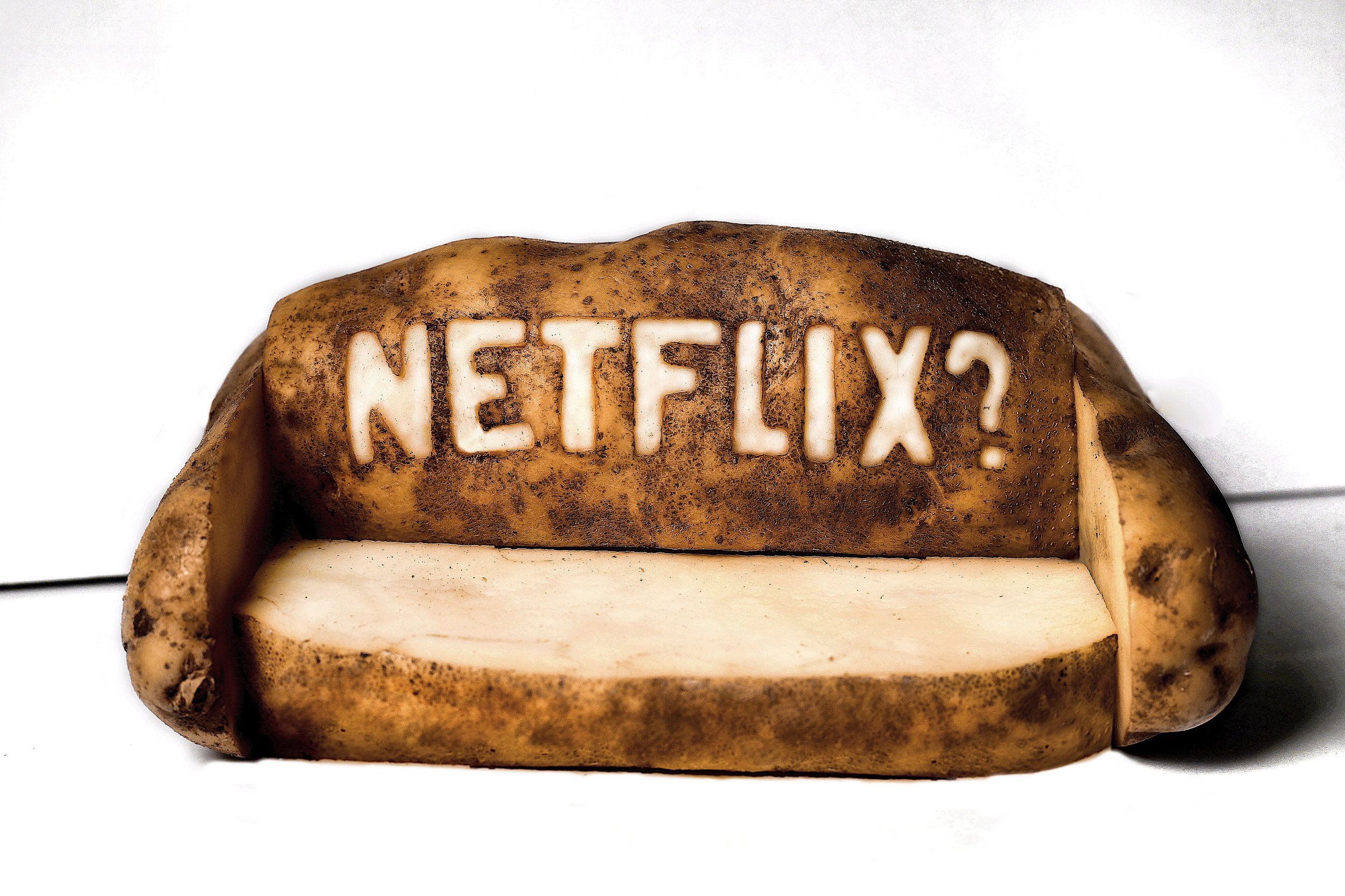 Couch Potato  Russet Potatoes