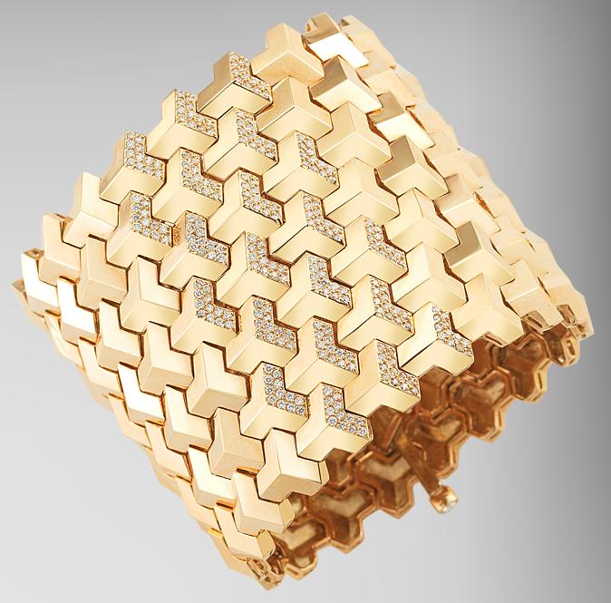 18kt Yellow Gold Brillantissimo Bracelet with Diamonds  Base copy.jpg