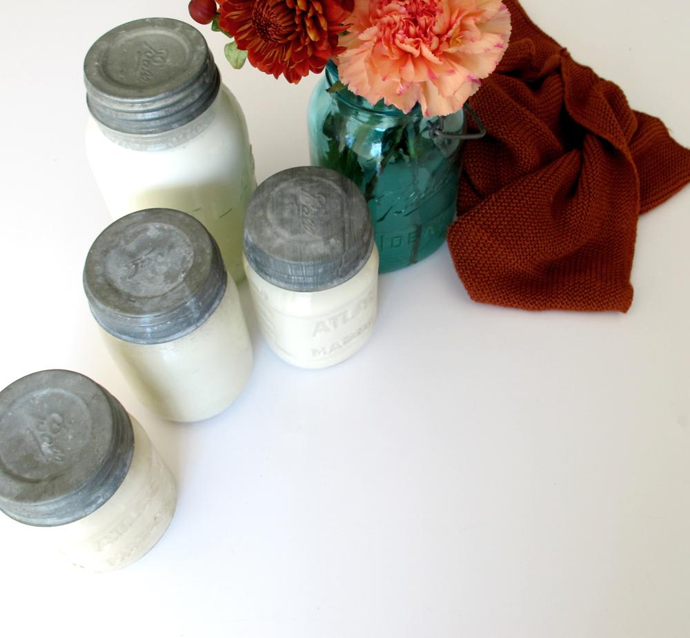 3 homemade coffee creamers