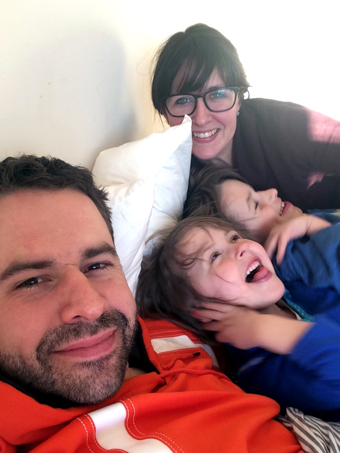 reflections on family and a life well lived