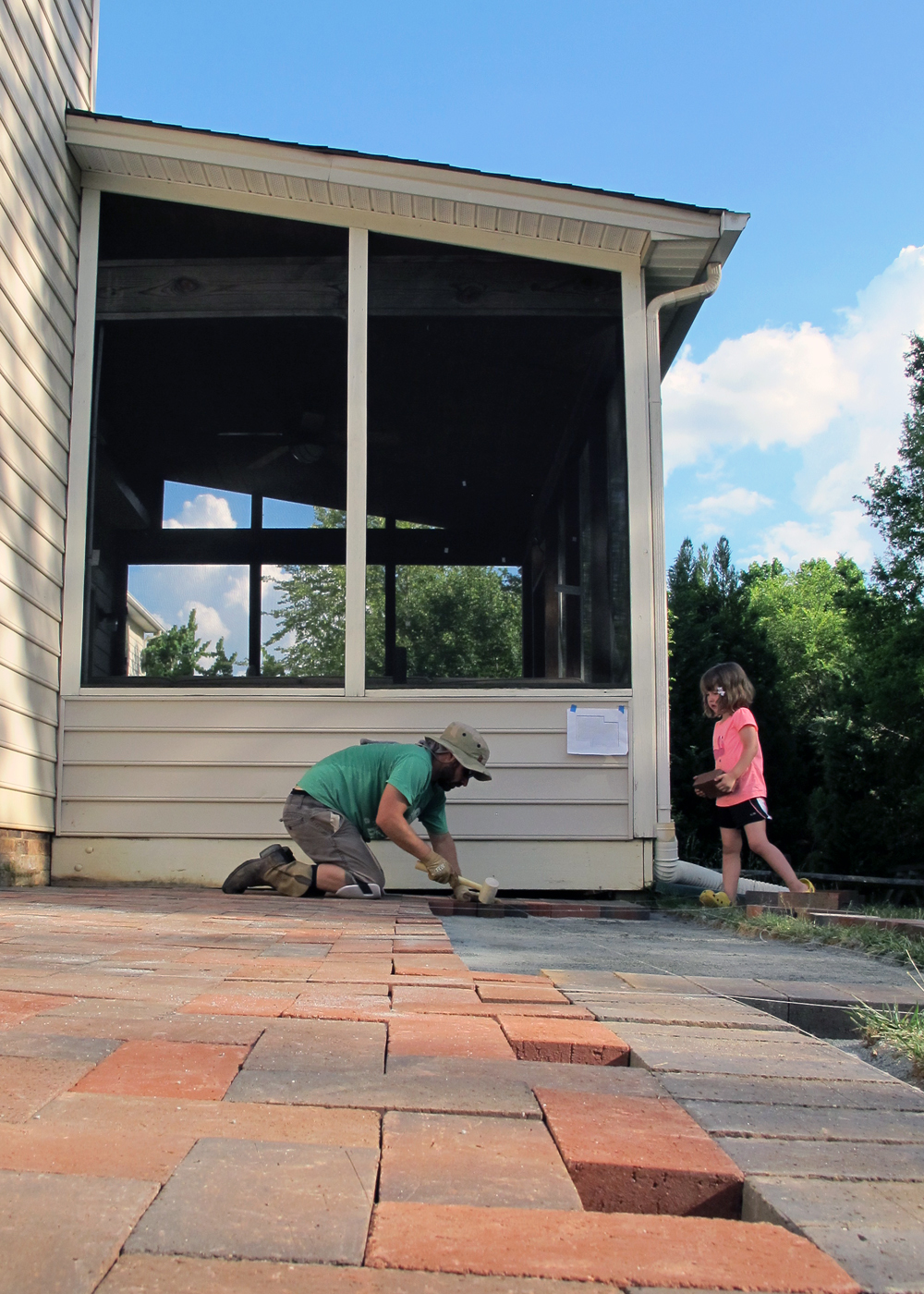 home projects with kids