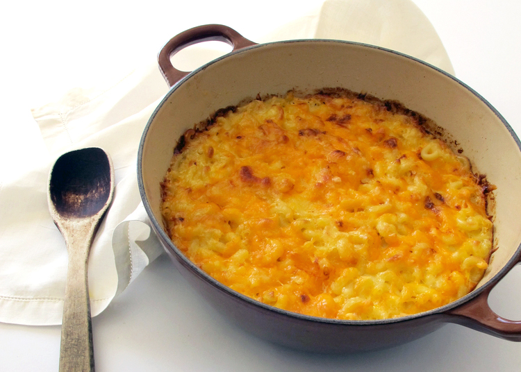 grandma's mac and cheese recipe
