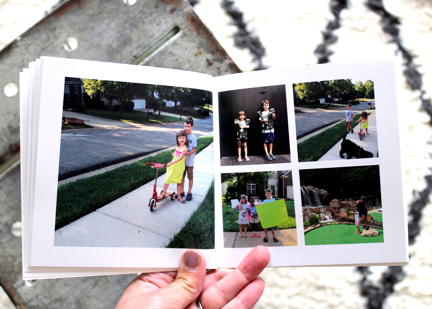 five simple tips for creating a family photo album