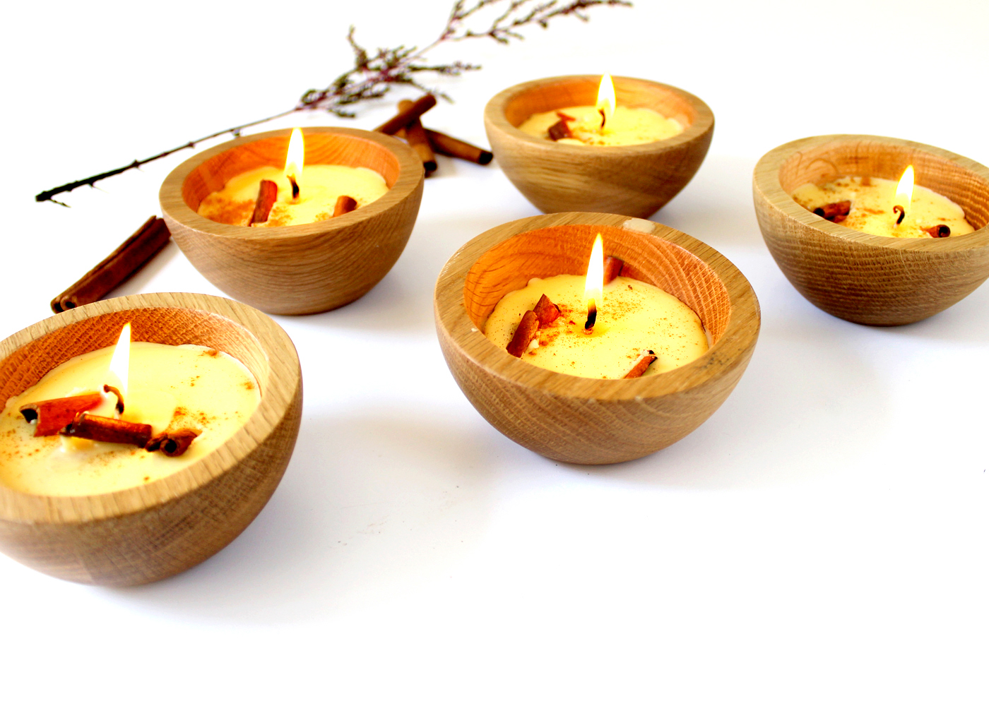 learn how to make beeswax candles
