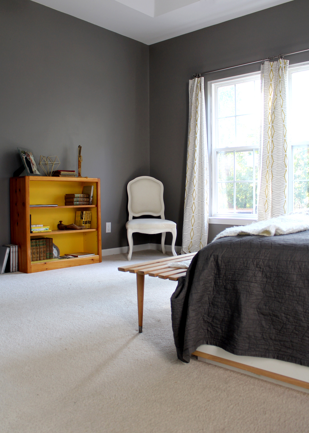 budget-friendly master bedroom makeover