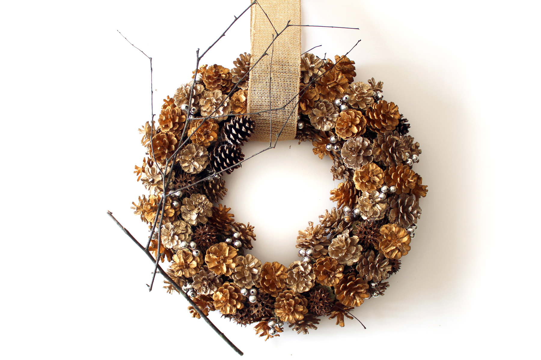 make this one of a kind Autumn wreath