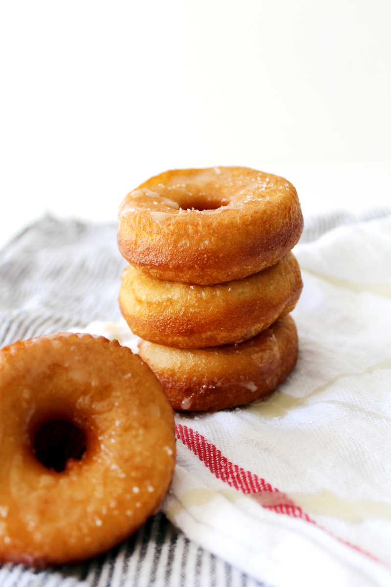 how to turn biscuit dough into delicious homemade donuts