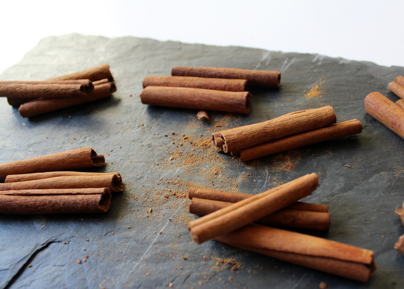 "cut cinnamon sticks into 2"" pieces"