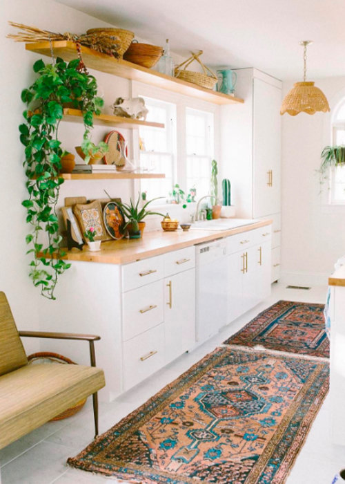 think affordable countertops via Carley Summers