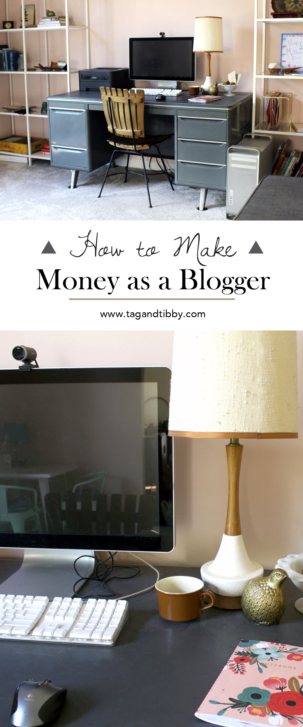 How to make money as a blogger | Tag&Tibby