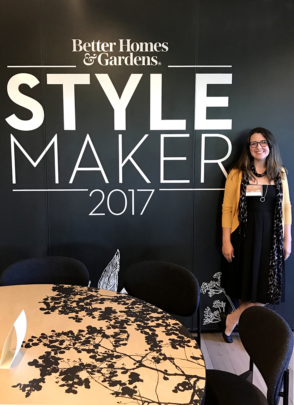 Julia Fain at BHG Stylemaker 2017