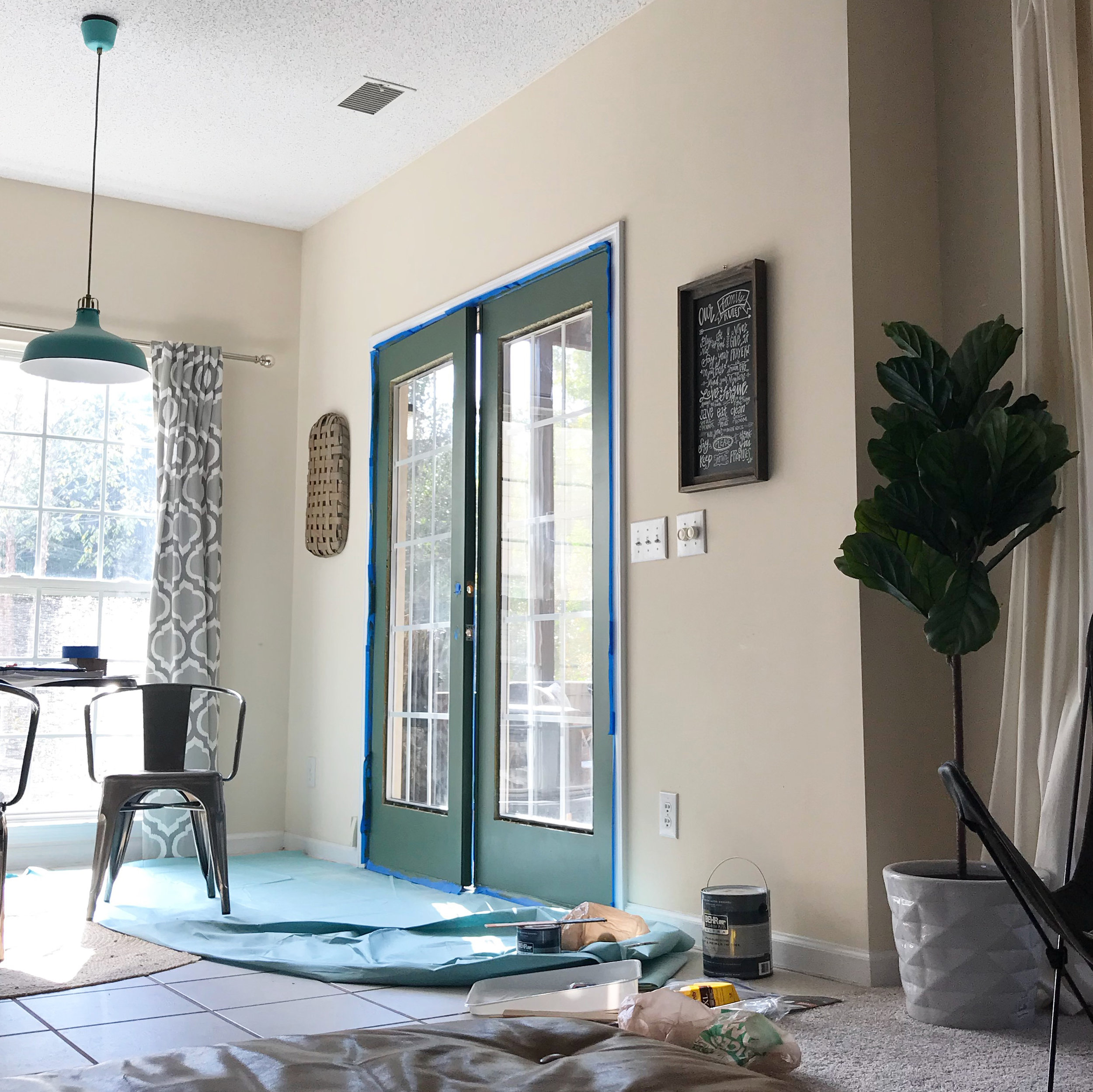 update your french door for under $100, a fraction of the cost of a full door replacement!