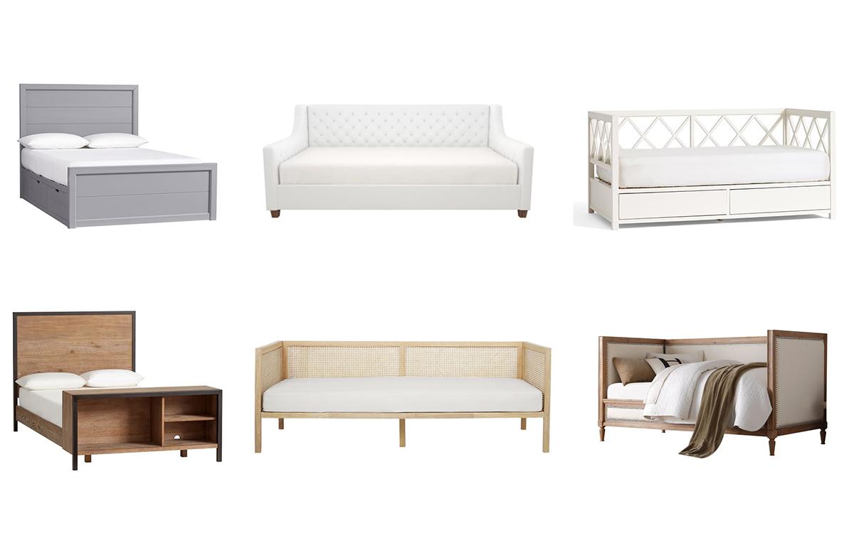 Favorite Daybeds & Storage Beds for Tweens