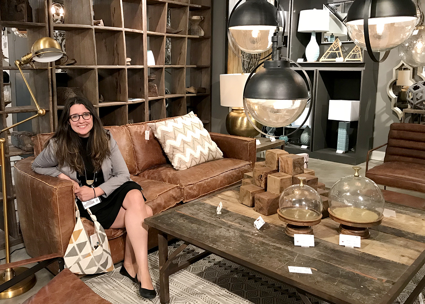 Favorite Trends Spotted at the High Point Market with Julia Fain