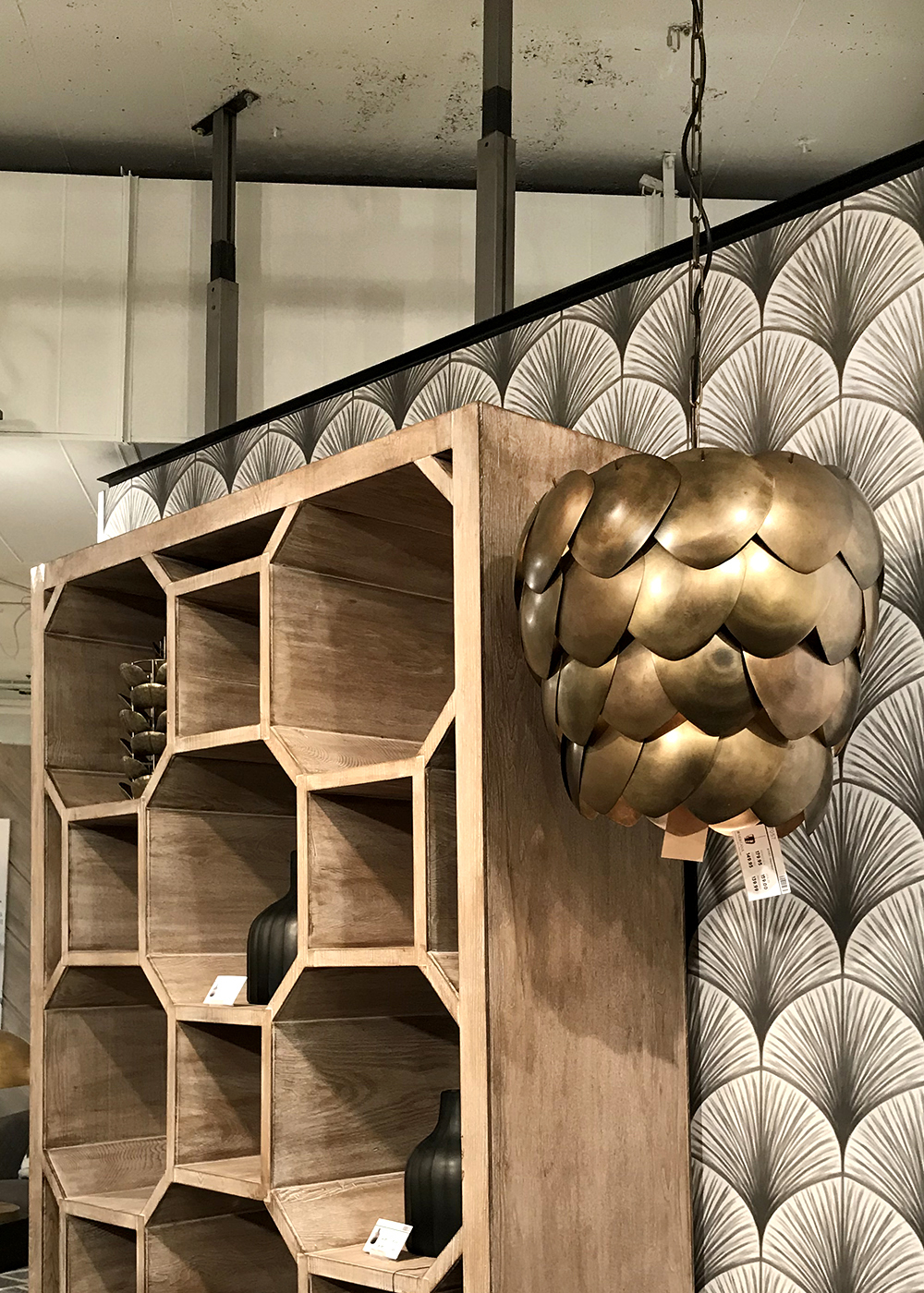 Unique Lighting: Favorite Trends Spotted at the High Point Market
