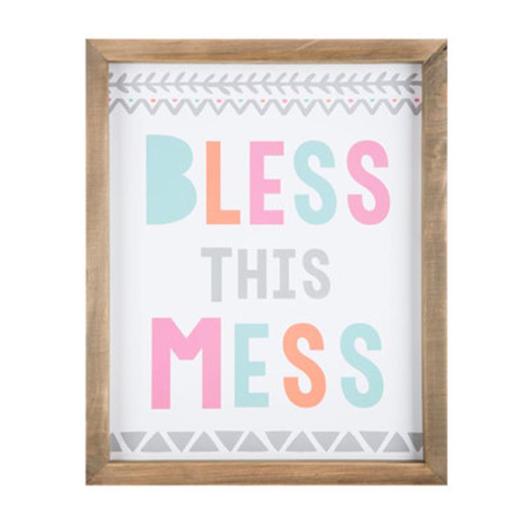 Bless This Mess Art