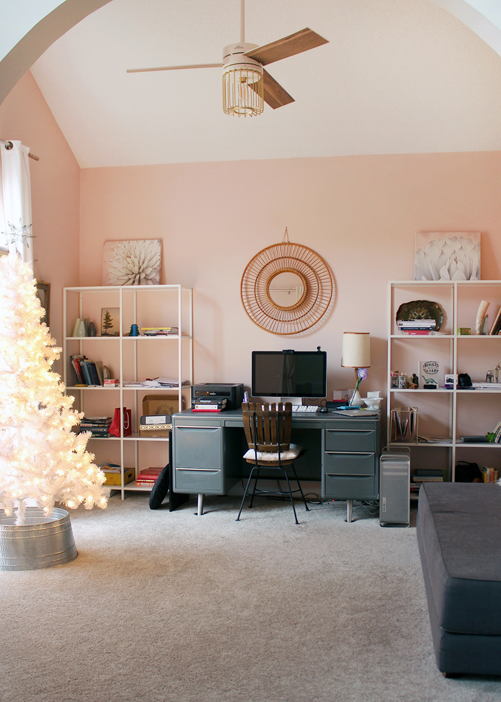 the best 5 pink paint colors  | Top 10 Articles of the Year on Tag & Tibby