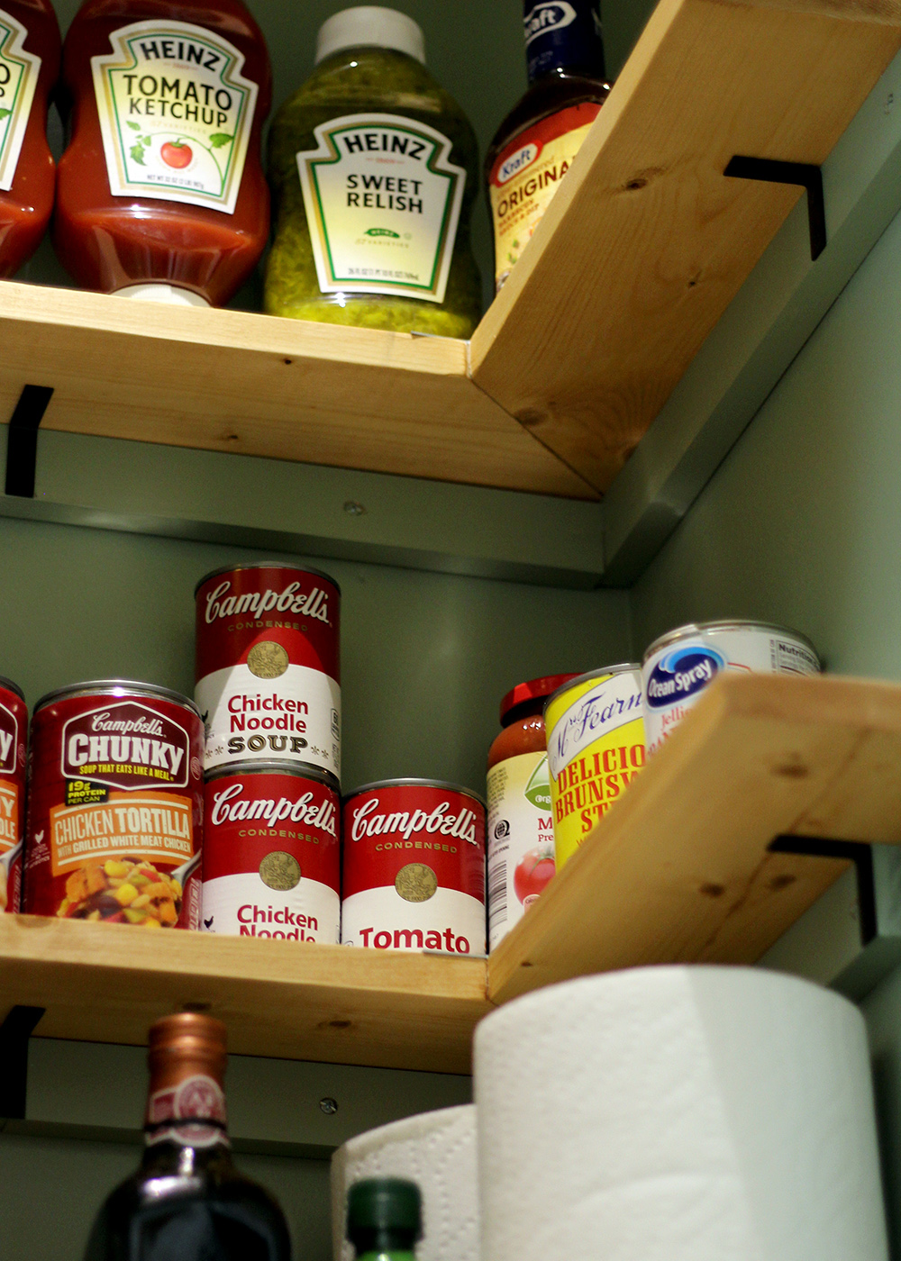 what should you store in hard to reach spots? practical tips for storing more in a kitchen pantry