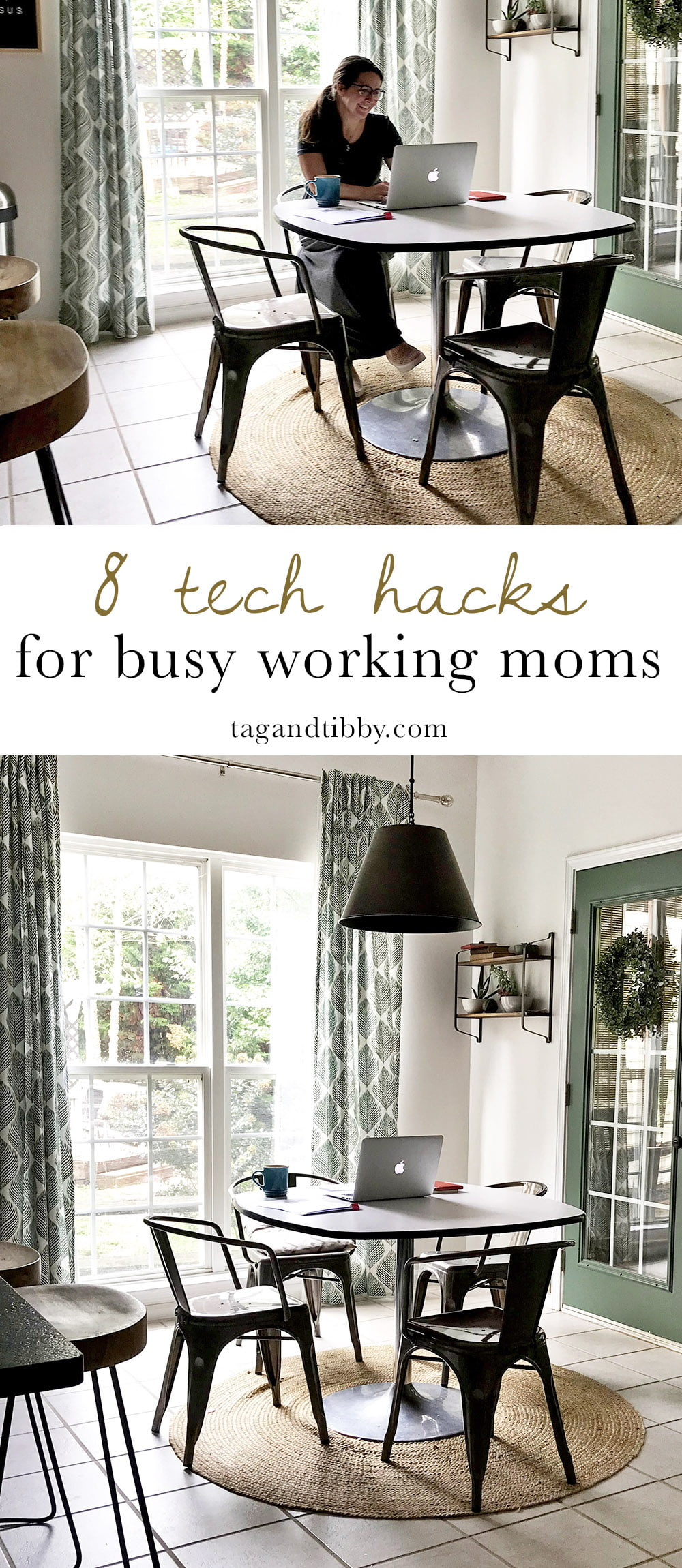 8 Ways Moms can Maximize Their Time with Technology