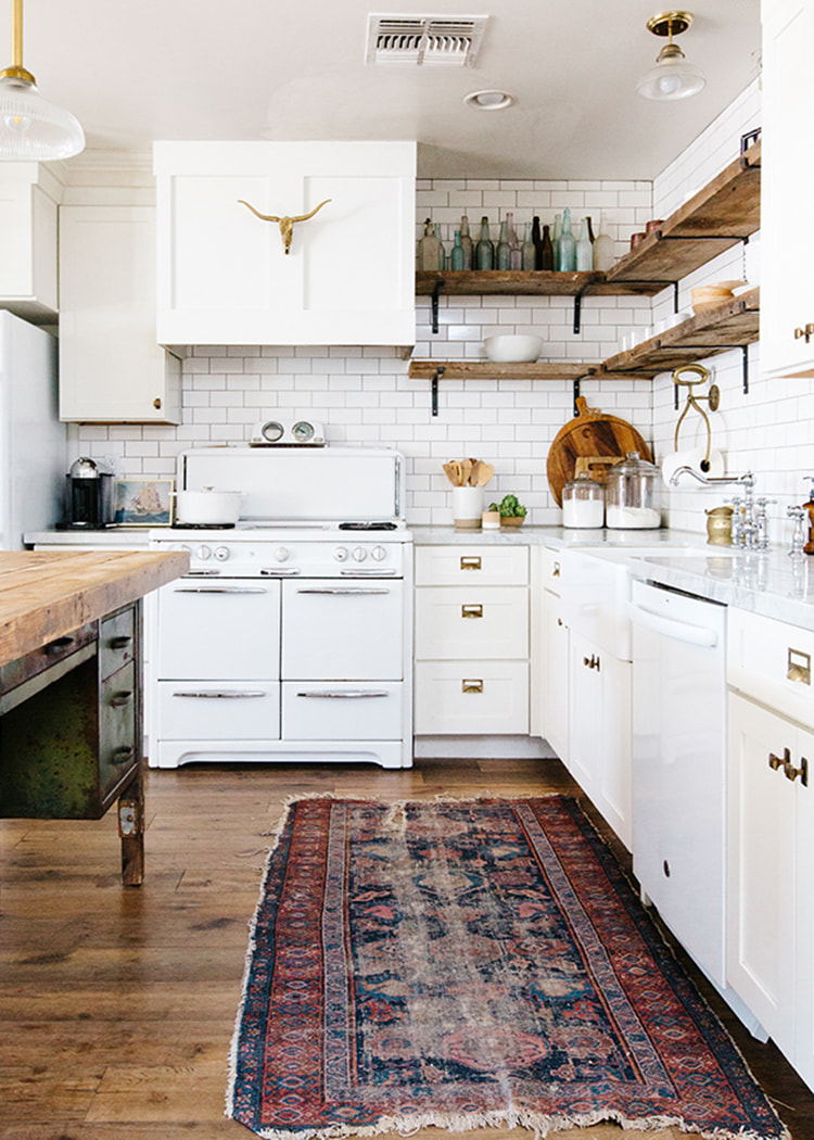 9 Ways to Decorate Above Kitchen Cabinets — Tag & Tibby Design