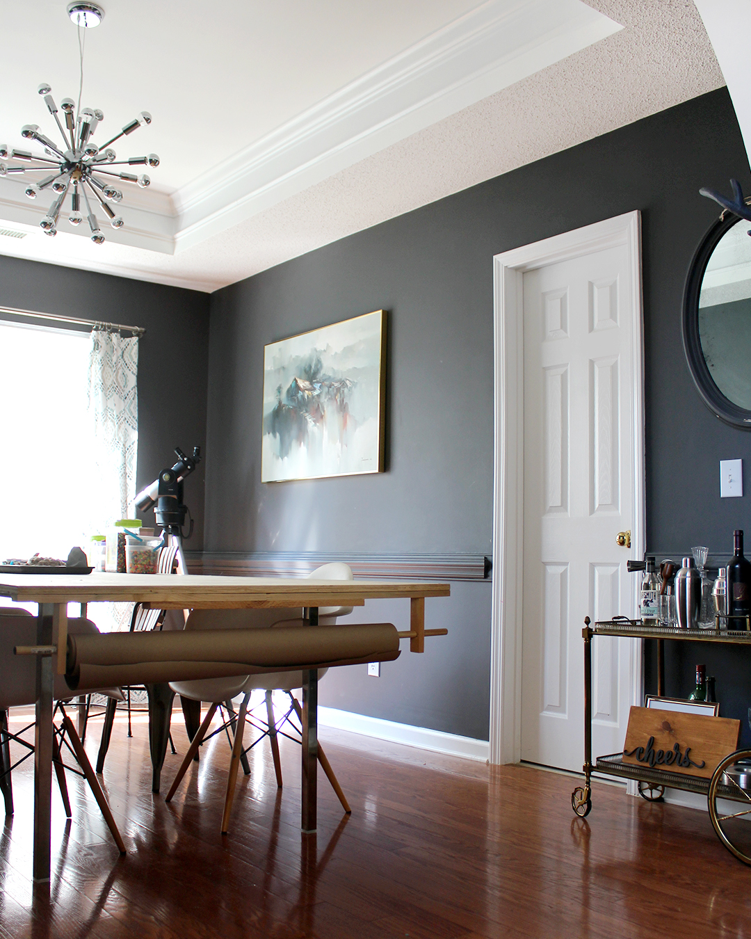 5 dining room staging tricks