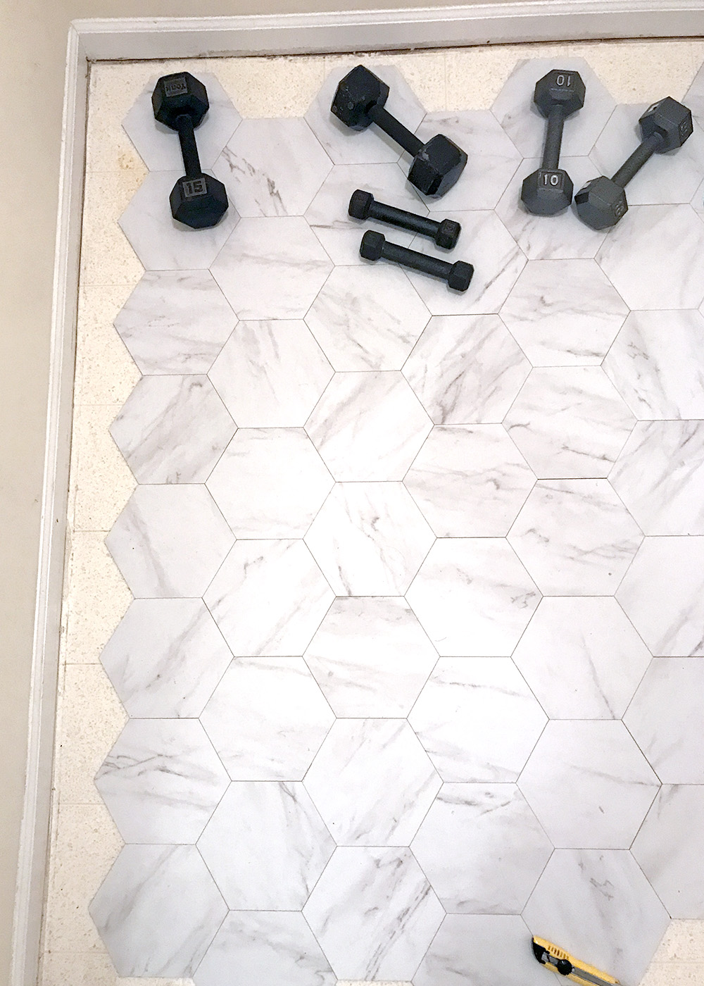 Step 4: Cover the Room With Tiles