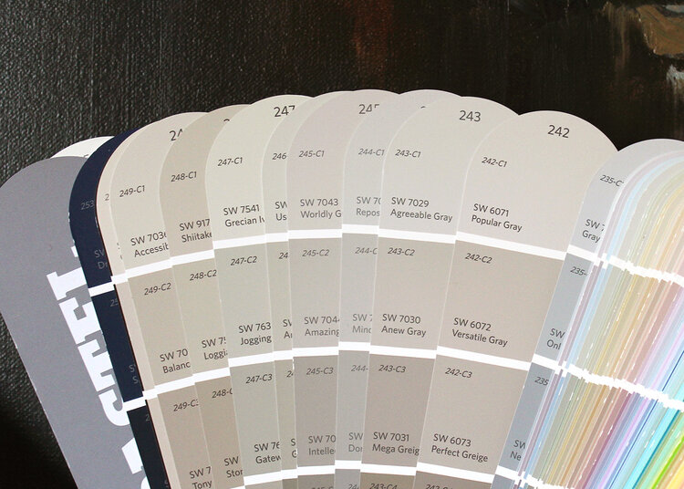 10 Best Gray Paint Colors By Sherwin Williams Tag Tibby Design,1960s Bedroom Furniture
