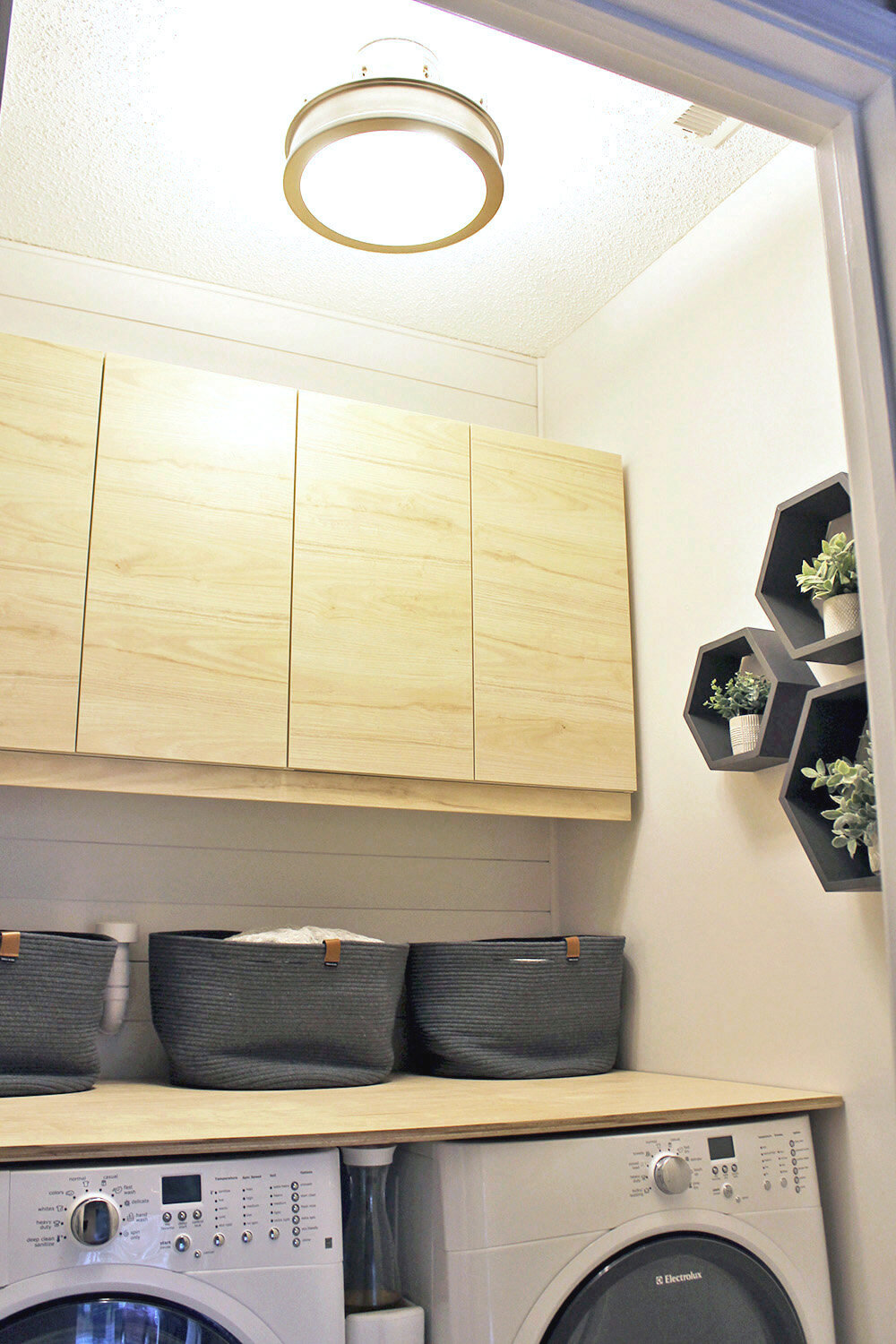 26 Ideas for a Small Organized Laundry Room — Tag & Tibby Design