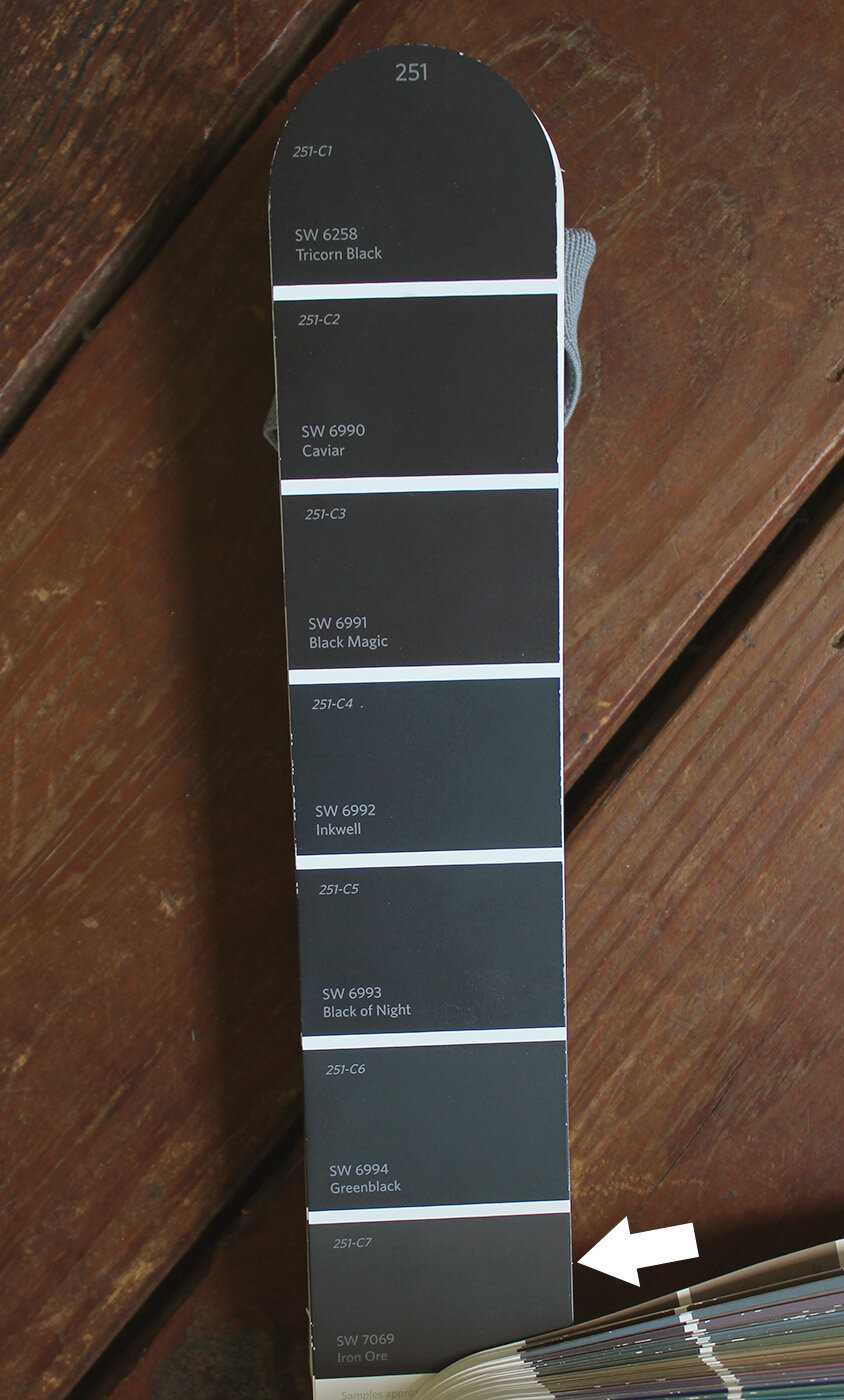 20 Best Black Paint Colors By Sherwin Williams — Tag & Tibby Design