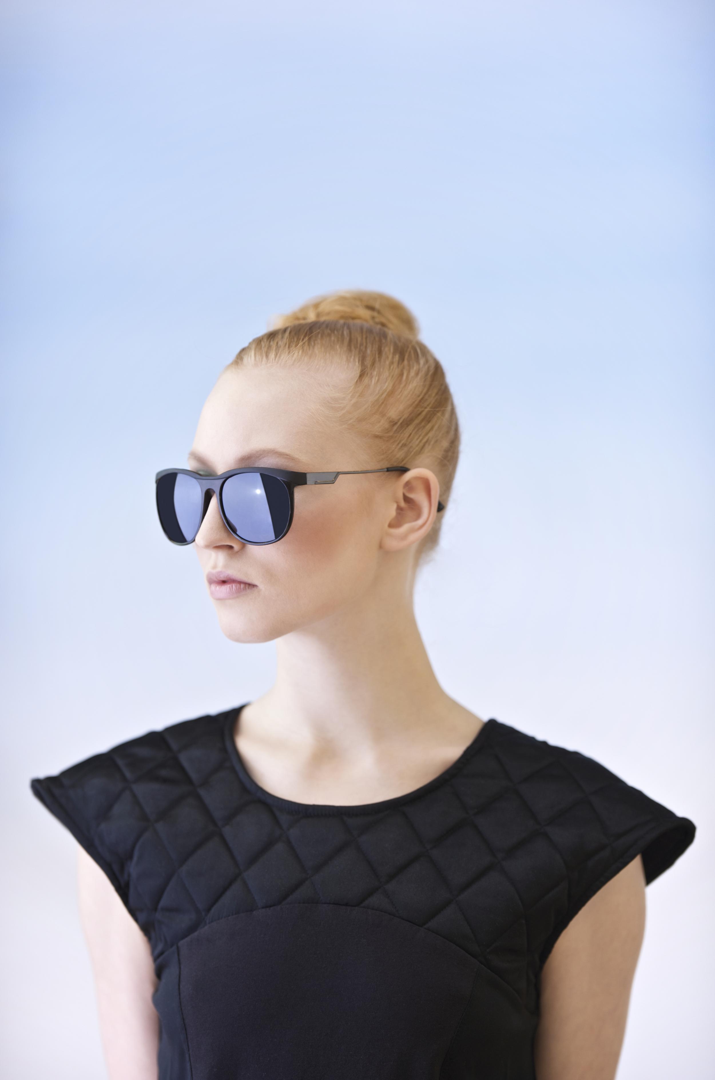 Hanna for E&E sunglasses
