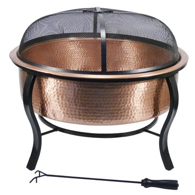 Garden Treasures Fire Pit,  Lowes