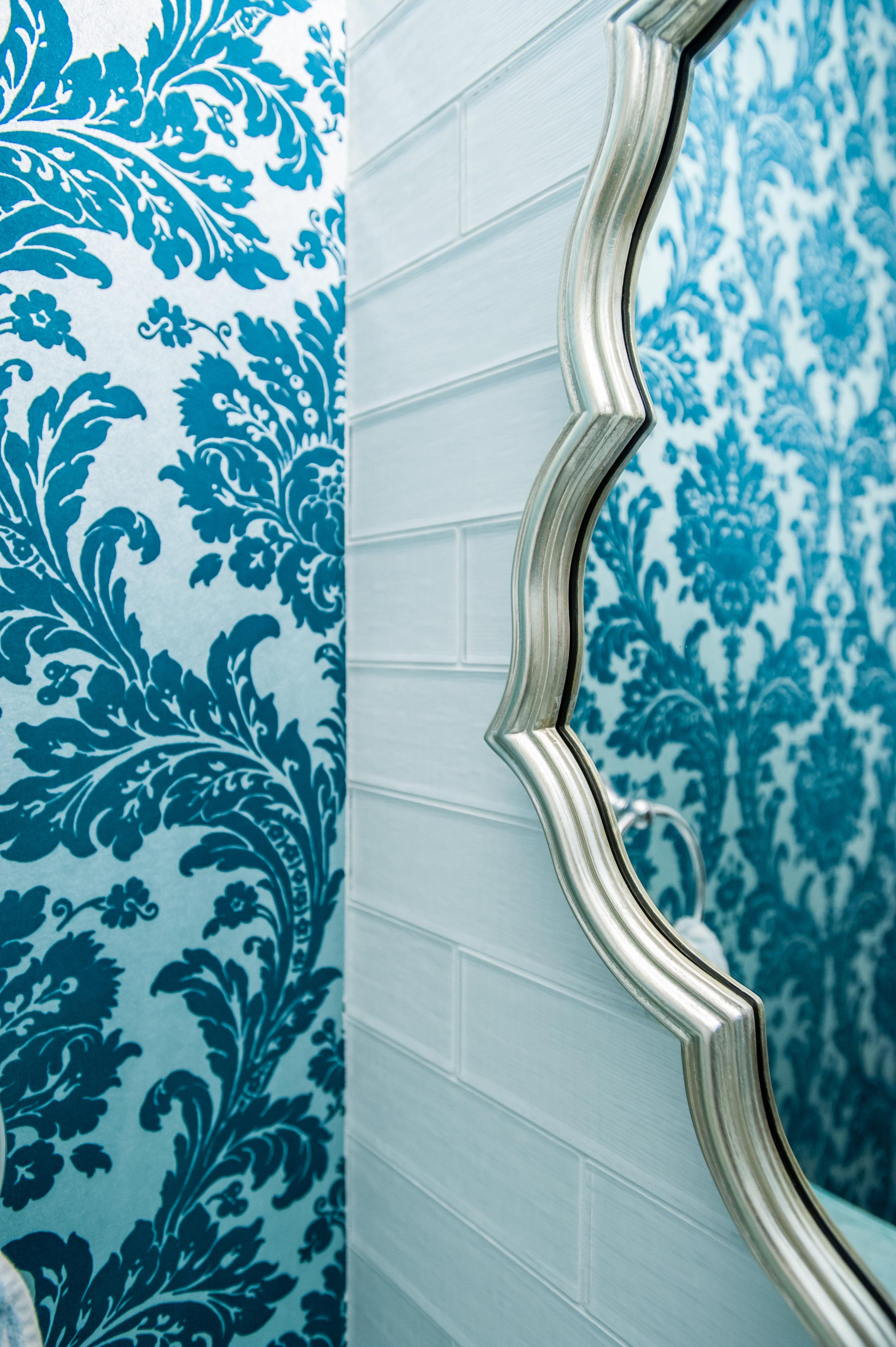mirror wallpaper