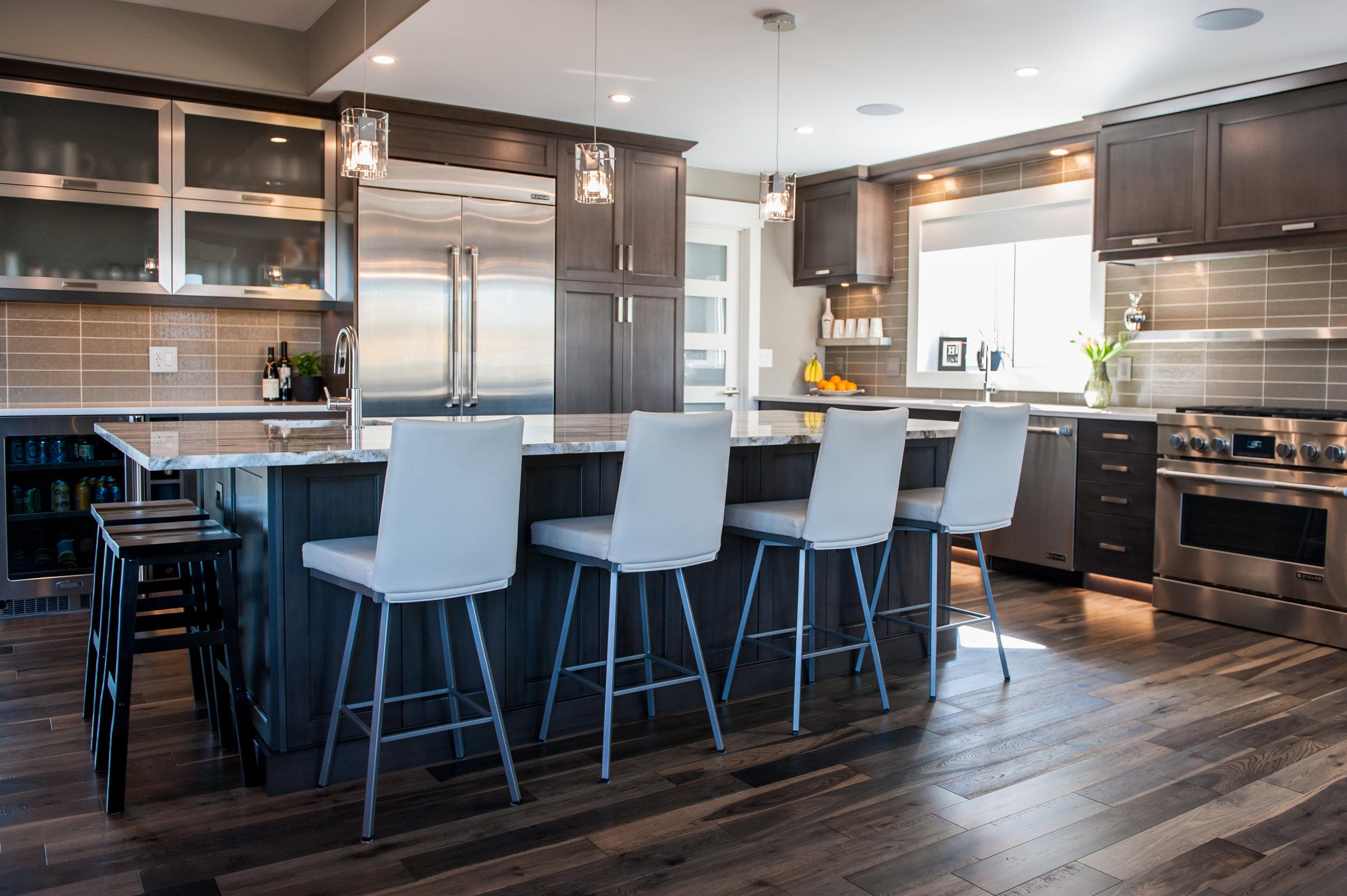kitchen modern transitional