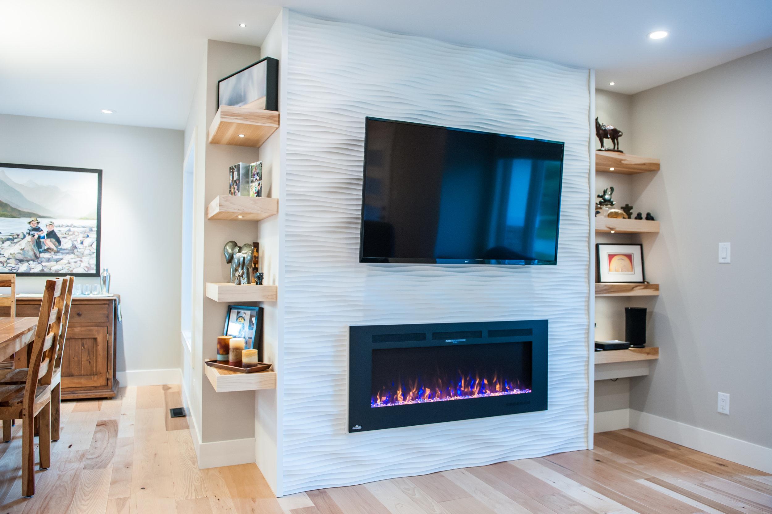 wavy_tile_fireplace_open_shelves