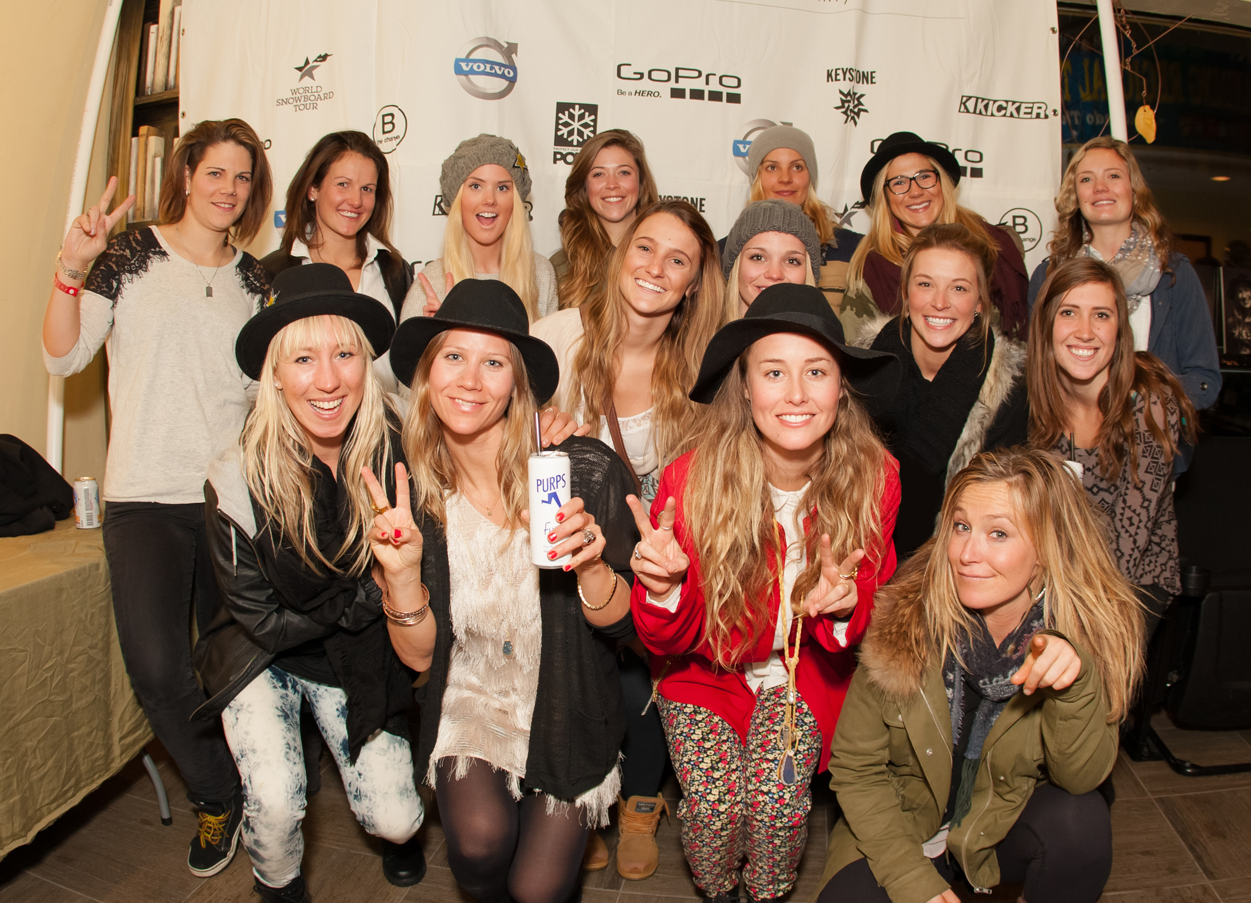 THE LADIES AT THE PREMIERE IN BRECKENRIDGE, CO--->> CLICK ON PHOTO TO READ MORE ABOUT COMMUNITY CUP